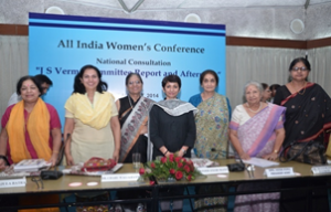 Seminar on violence against women